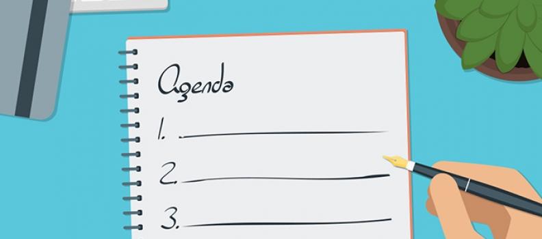 How to Write a Customer Advisory Board Meeting Agenda