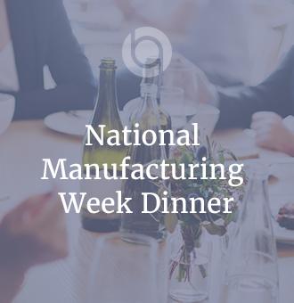 BridgePoint National Manufacturing Week Dinner